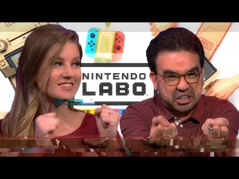 Has Nintendo Jumped the Cardboard Shark? - GLITCH PLEASE #34