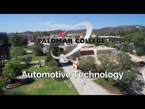 Palomar College CTE: Automotive Technology
