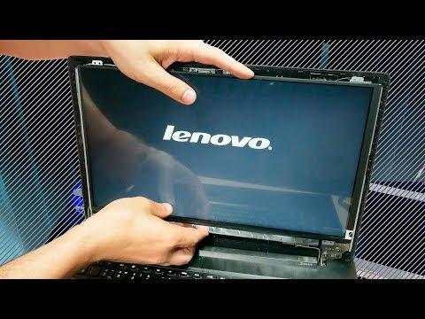 Lenovo G50-70 матрица с Aliexpress.  Замена экрана ноутбука Lenovo G50-70.