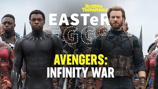 Avengers: Infinity War Easter Eggs & Fun Facts | Rotten Tomatoes