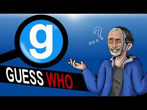 Gmod Ep. 43 GUESS WHO? - Which one am I? (Garry's Mod Funny Moments)