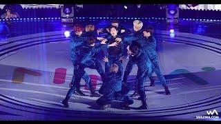 4K 161119 EXO 엑소 Monster 몬스터 직캠 2016 멜론 뮤직 어워드 MMA Fancam by wA