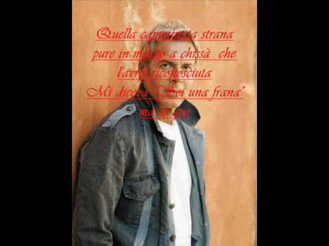 Claudio Baglioni On Youtube Music Videos