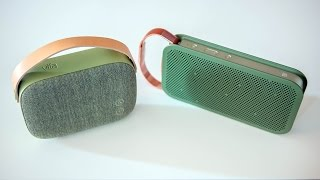 Vifa Helsinki vs B&O Beoplay A2 - soundcheck