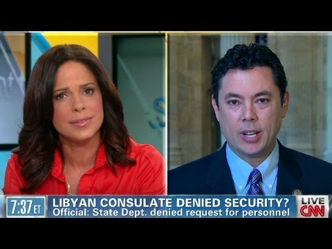 Rep. Chaffetz defends vote to cut embassy security funds