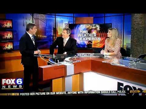 UWM SFS makes Fox6 News. Credit Chad Mitchell