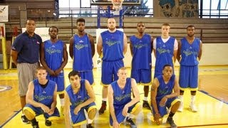 2012 Europe Summer League Game #2 - July 9, 2012 - PSM All-Stars (98) vs Umbertide (ITALY) (74)