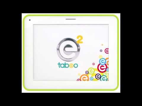 Tabeo e2 8 inch tablet from Toys R Us: Press Release and Details