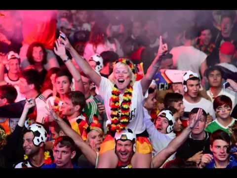 Germany wins World Cup with last minute goal