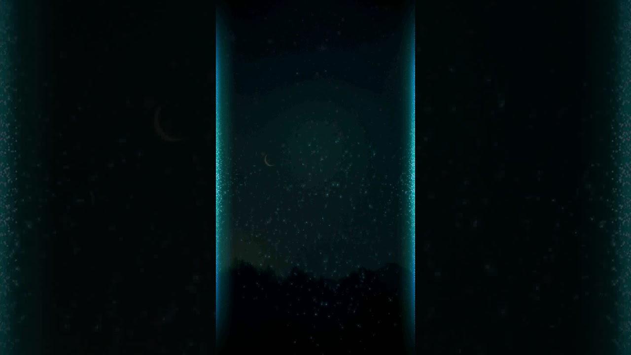 [Samsung Theme-Live Wallpaper]S8 Edge Twinkle Blue - YouTube