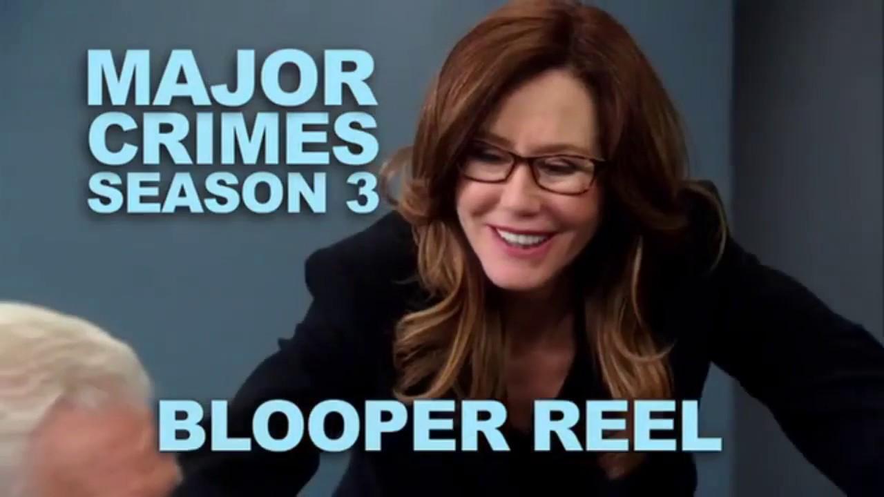 Download Major Crimes | Season 3 - Gag Reel