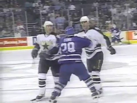 Tie Domi fights two guys at once