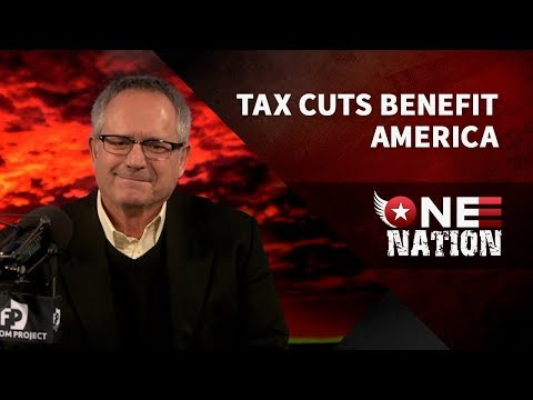 Tax Cuts Benefit America | Dr. Jake Jacobs