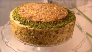 דודו אוטמגין - עוגת מוס פיסטוק יפואי