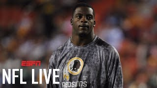 Clinton Portis Says Being Scammed Nearly Led Him To Murder | NFL Live | ESPN