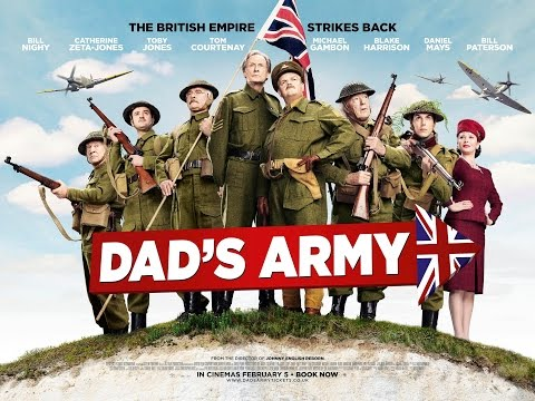 Dads Army 2016 with  Russell Balogh, Andrew Havil, Mark Tandyl movie
