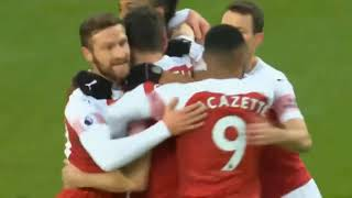 Manchester City vs Arsenal 3-1 Extended Highlights & Goals 2019 HD