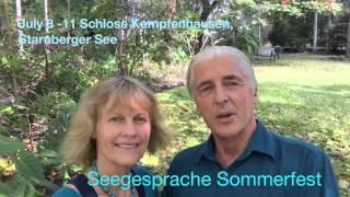 Terry Oldfield und Soraya Saraswati´s ganz persönliche Botschaft