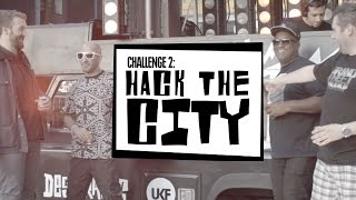 City Hack Challenge 2: Hack the City