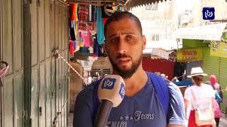 أكثر من ربع مليون مصل في باحات المسجد الأقصى في الجمعة اليتيمة - (31-5-2019)