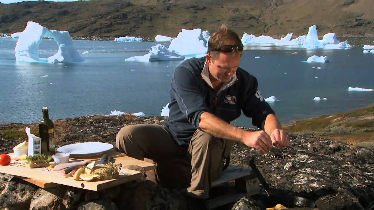 Chris cooking cod - YouTube
