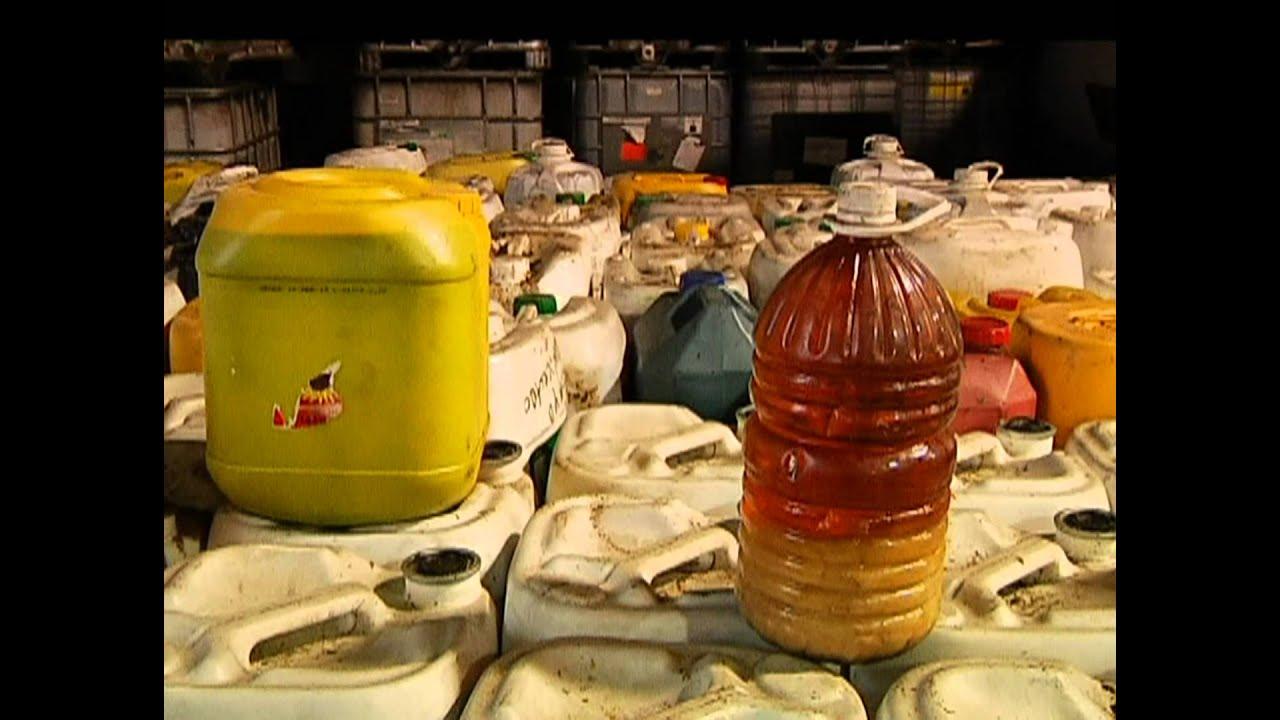 Empresa de medell n fabrica biocombustible con aceite - Aceite usado de cocina ...