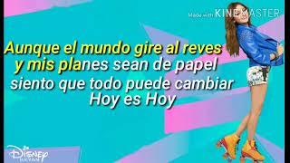 """Elenco de Soy Luna """"Nada me podrá parar"""" karaoke (Disney Bryan)"""
