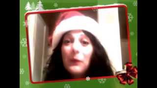 The singing holiday card......Feliz navidad or Happy Holidays???!! Thumbnail