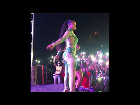 "SHENSEEA & NAILAH BLACKMAN LIVE IN ST LUCIA🇱🇨🇯🇲🇹🇹 PERFORMANCE HIGHLIGHTS [🎥By Casim ""Big Sea]"
