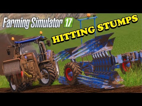 Farming Simulator 17 | The Abandoned Forest | Timelapse | Episode 12 | HITTING STUMPS thumbnail