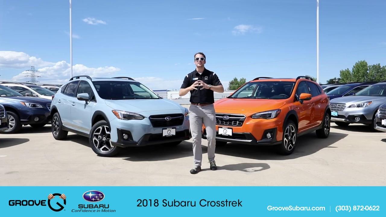 The 2018 Subaru Crosstrek is here - YouTube