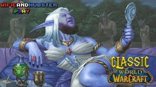 World of Warcraft CLASSIC Gameplay - WoW LIVE - Onyxia time!