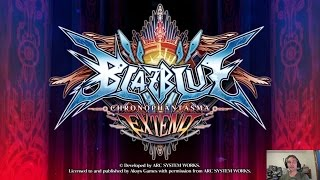 First Hour: BlazBlue: Chrono Phantasma Extend (PS4)