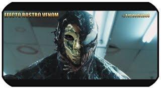 Efecto Rostro Venom After effects tutorial / Venom Face