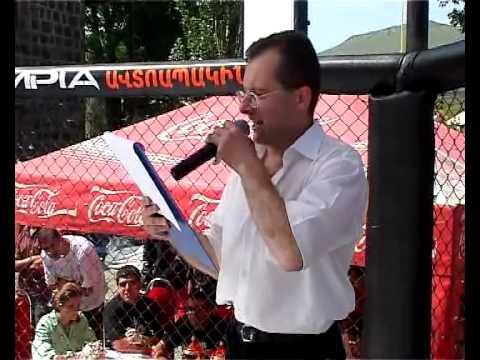 ArmFC 6.Fight 3.Vahan Harutyunyan Vs Taron Petrosyan.