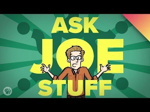 Ask Joe Stuff - 2 Million Subscribers Edition!
