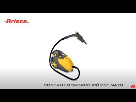 Ariete multivapor youtube for Ariete elettrodomestici
