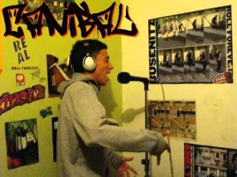 CAMADA ALK-47 (DEMO VERSION) - LOCIAM, NEO, CANIBAL, COINSO Y CHILLIN (canibal Beat).wmv