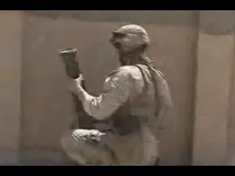 American Soldiers having fun Killing Civilians in Iraq
