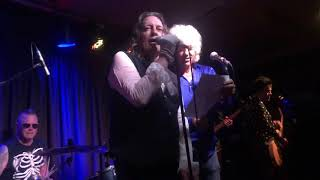 Hollywood Brats with Bob Geldof live at Nells, London Aug 31 2019 - I need you (Kinks cover)