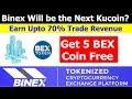 Binex Exchange & Bex Coin Review | Will be next kucoin? | Get Free 5 Bex Token | hindi