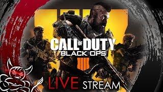 CoD: Black Ops 4 - Бригада Ада Руки из Зада [Стрим]