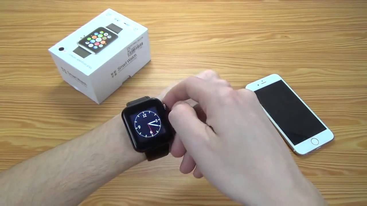 Apple watch китайски обзор