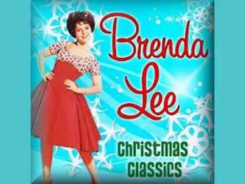 Brenda Lee - Blue Christmas - YouTube