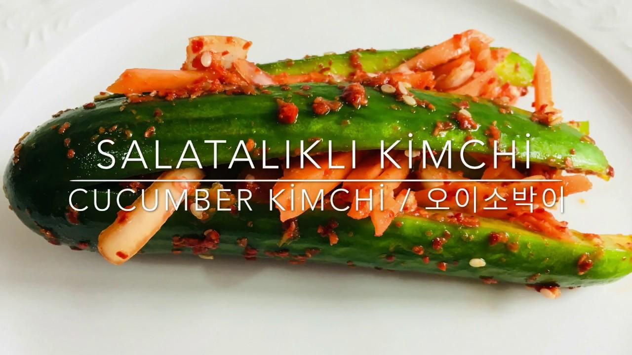 Kimchi Tarifi Videosu
