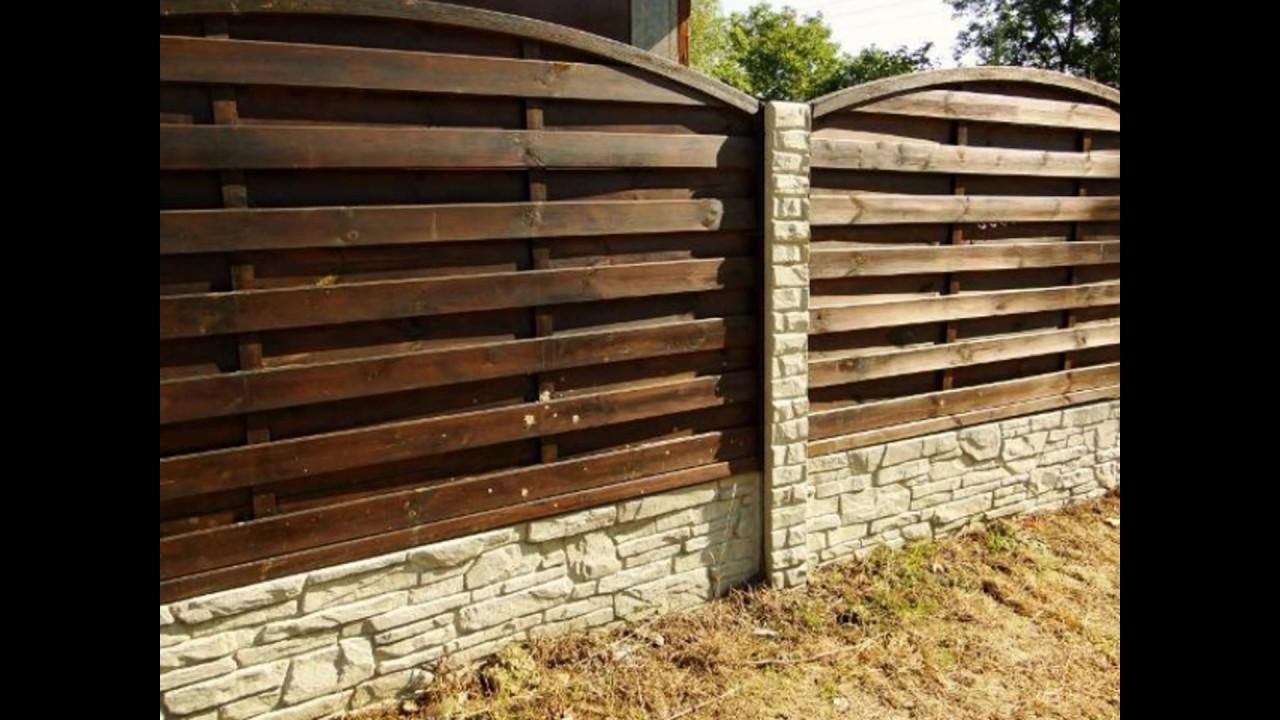 Novo Betonske Ograde Ograde Od Drva Prvi U Srbiji Tel