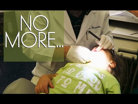 BAD NEWS AT THE DENTIST!