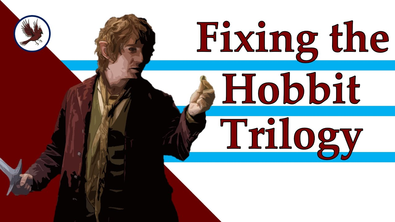 Download I Recut the Hobbit Trilogy Into One Movie (And You Can Watch It)   The Cardinal Cut