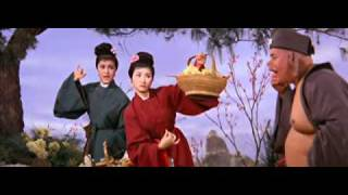 princess iron fan (1966) musical scene