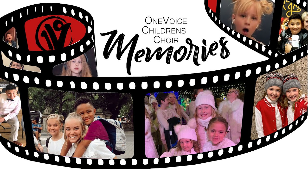 Maroon 5 - Memories (Cover) One Voice Children's Choir
